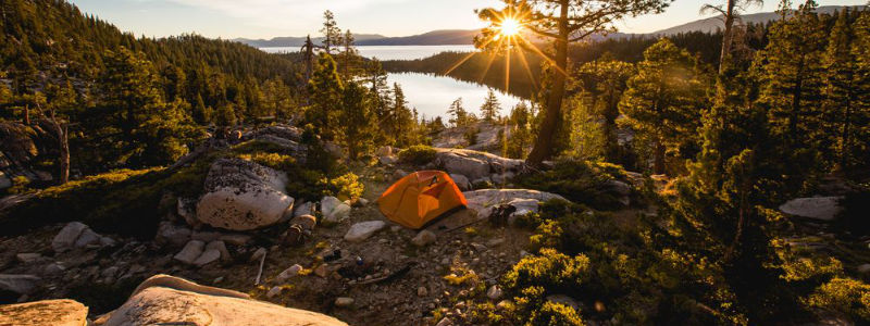 Camping CheckLists for 1 Person