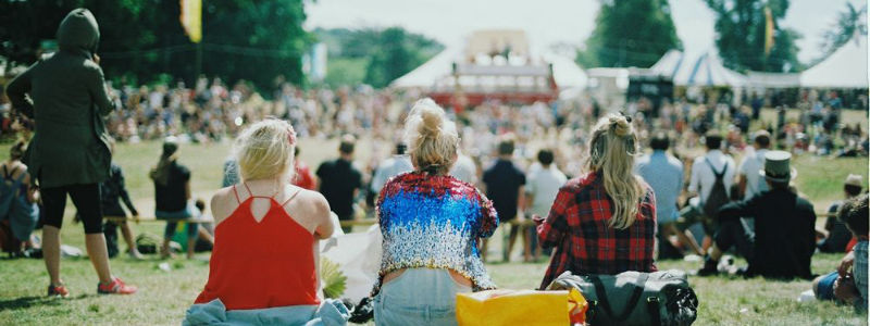 Camping for Festivals – what's the difference?