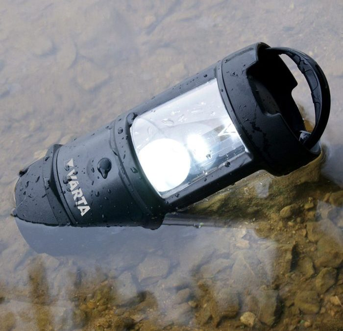 Varta Indestructible Torches & Lanterns Are Ideal For Campers