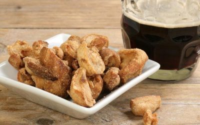 Do Pork Scratchings make a good hiking snack?