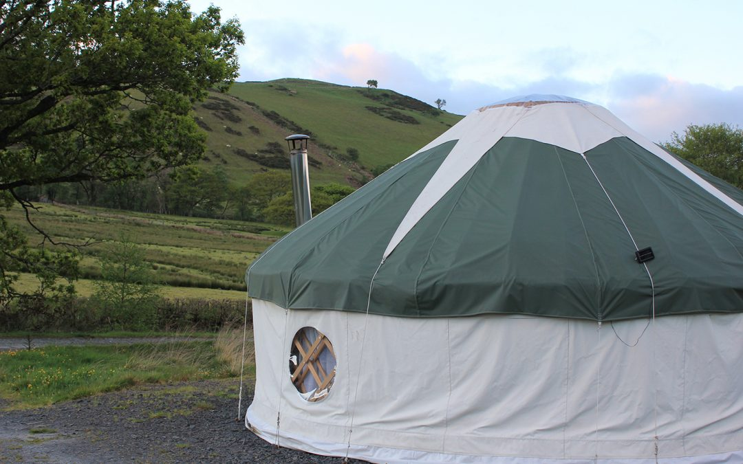 Beautiful & Peaceful Cledan Valley Glamping In Mid Wales