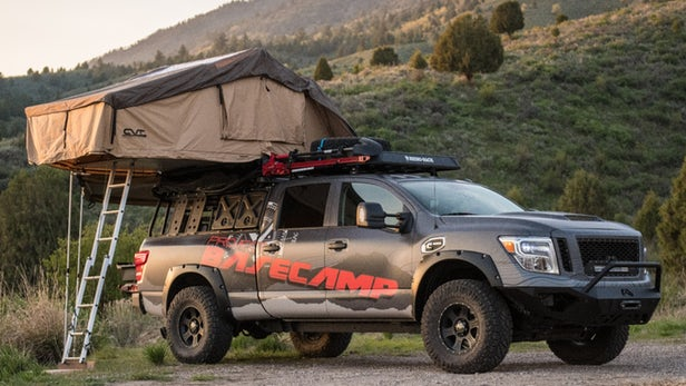 Project Basecamp kits out the Titan XD for serious adventure