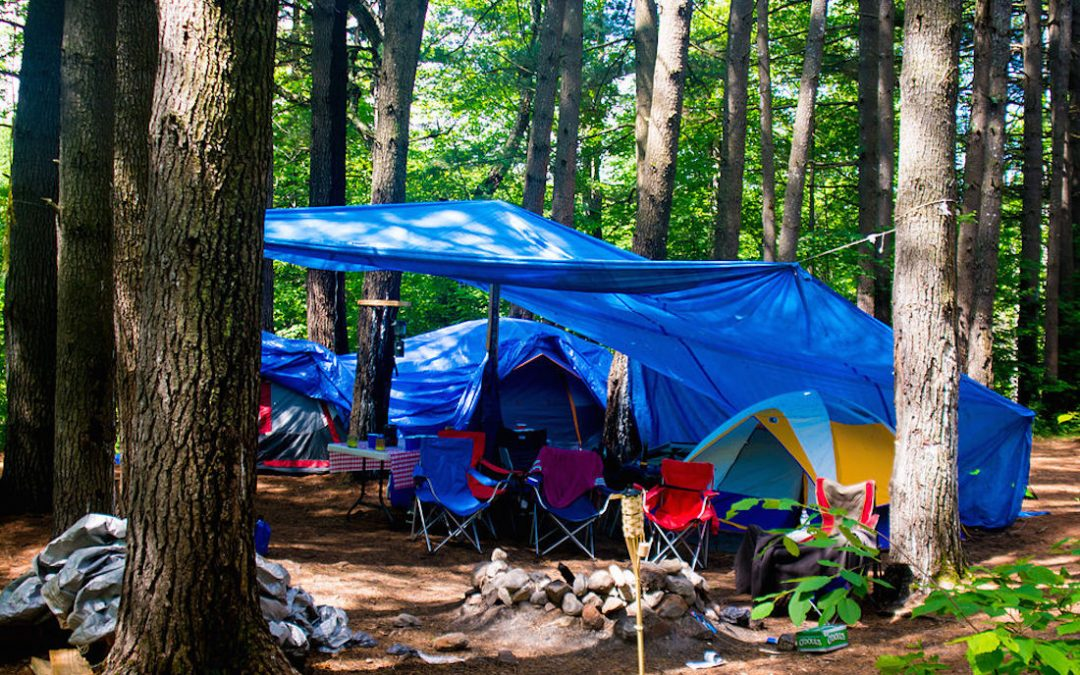 Camp Notes: Campground Etiquette