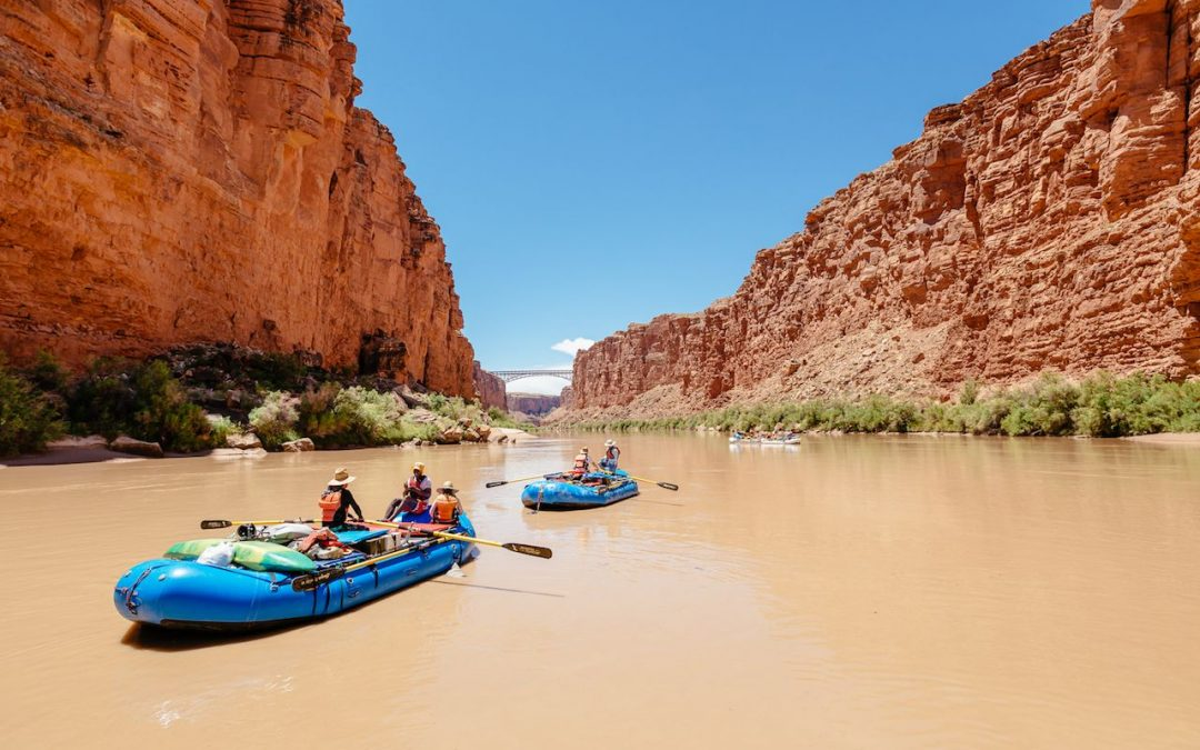 How to plan the perfect rafting trip to the Grand Canyon