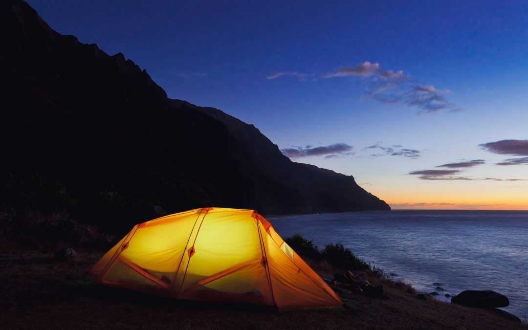 5 of the Best Beaches to Camp in the USA