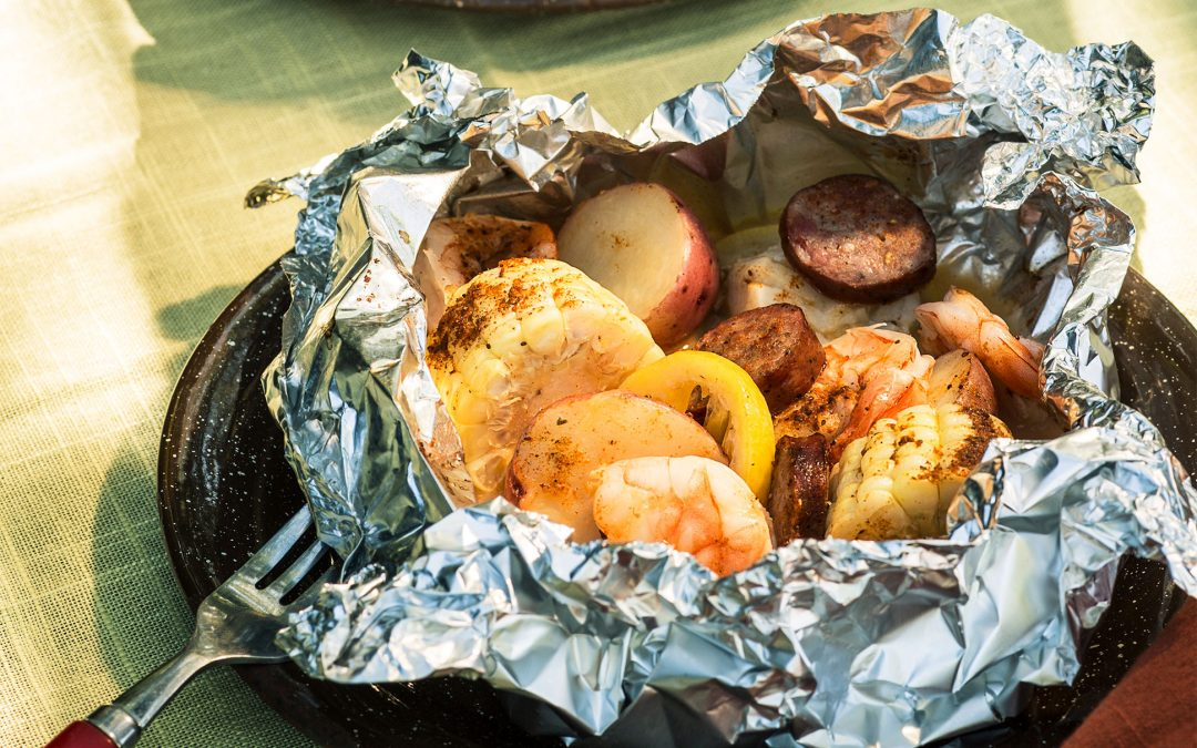 A Campsite Dinner That Tastes Like Mid-Atlantic Summers