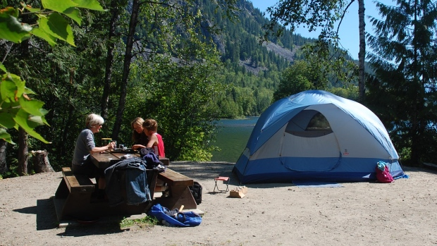 How to follow camping etiquette this August long weekend