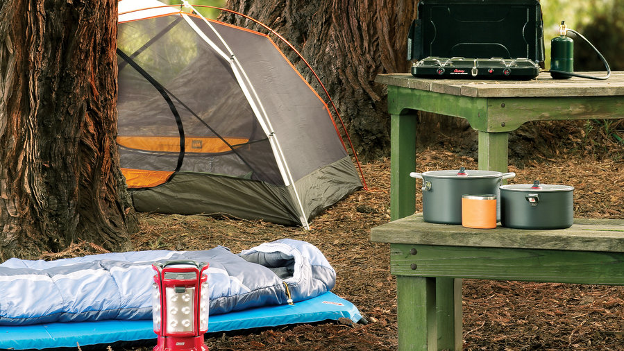 Top 12 Camping Tips
