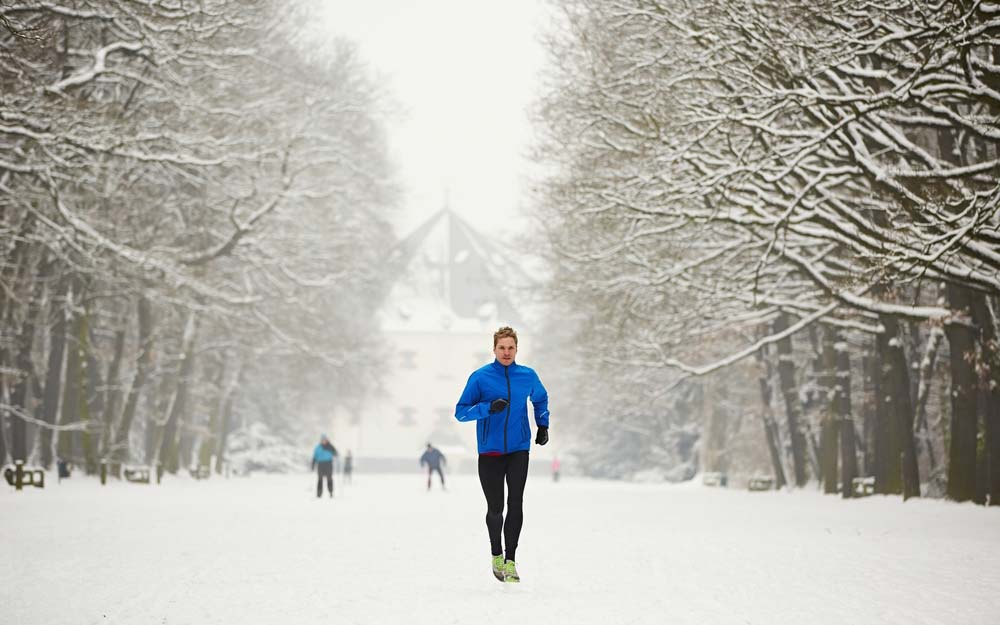 8 Essential Rules for Working Out in the Winter