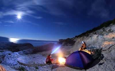 Brilliant Photos of Campsites Under the Stars