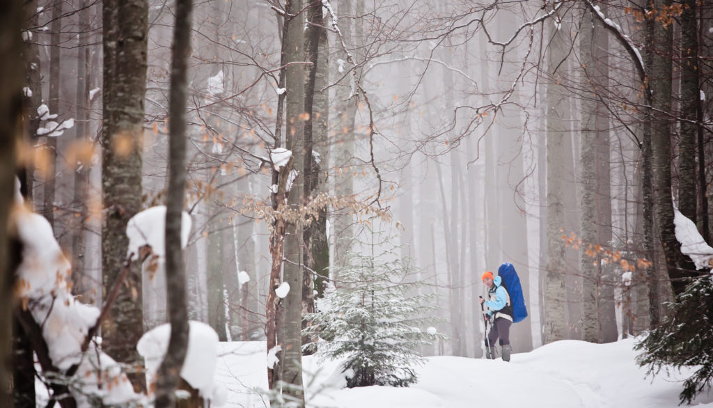 Our top tips for winter hiking