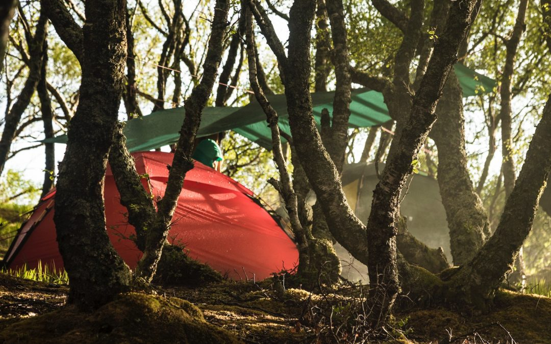 Advice For Camping In The Rain | How To Stay Dry