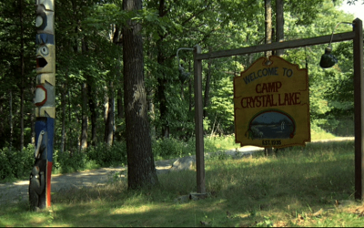 Original 'Friday the 13th' Filming Location Offering Overnight Camping Experience!