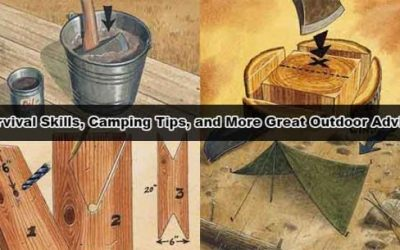 Survival Skills, Camping Tips, and More Great Outdoor Advice
