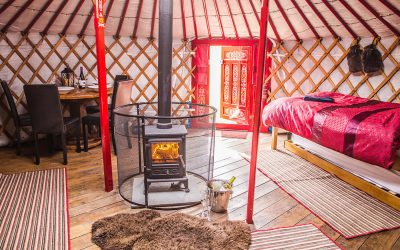 The 11 Best Places to Go Glamping in Yorkshire | Leeds-List