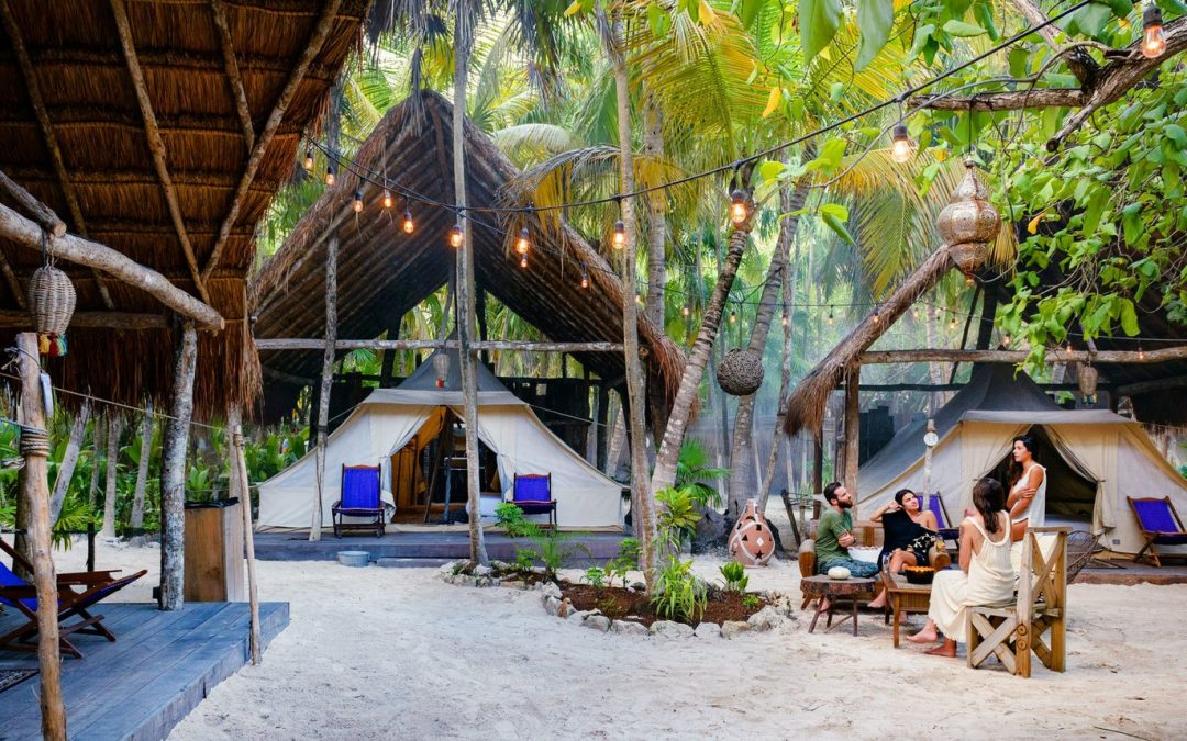 12 Epic Hotels That Take Glamping to the Next Level